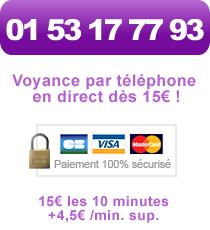 Voyance en Direct les 10 minutes dès 15€